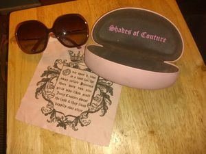 Juicy couture sunglasses for Sale in Vancouver, WA