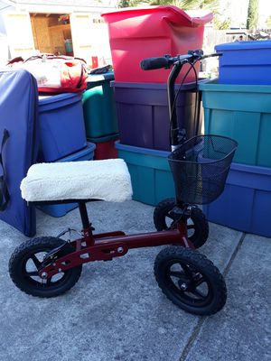 Knee/foot scooter for Sale in San Jose, CA