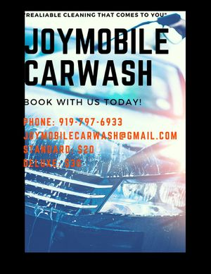 Car wash! Get your car cleaned today! for Sale in Durham, NC