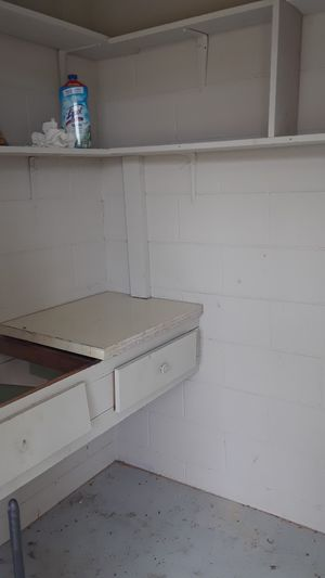 Shelves & 2 drawers for Sale in Orlando, FL