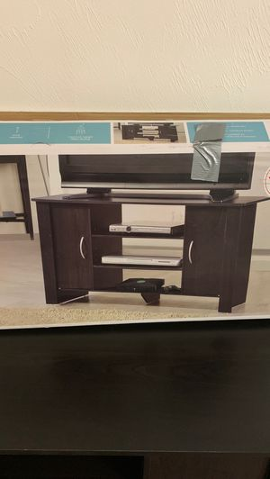 New Home Decor Television Table for Sale in Tallahassee, FL