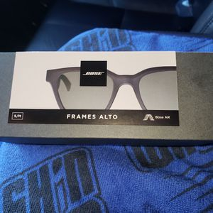 Bose Frames Alto Sunglasses 🕶 😎 Bluetooth S/M for Sale in San Diego, CA
