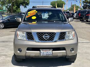 2006 Nissan Pathfinder SE Clean Title Low Price Guarantee $6399 for Sale in Byron, CA