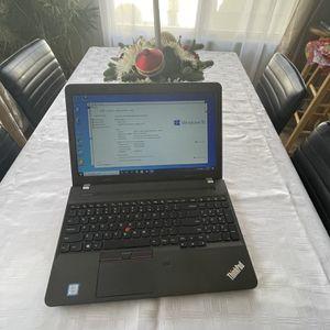 Lenovo Laptop E560 I5-6200 8GB Ram 250GB Ssd for Sale in Las Vegas, NV