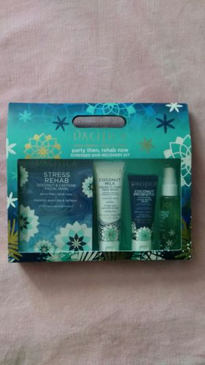 Skin care kit from Pacifica ! Brand New vegan cruelty free! for Sale in Oceanside, CA