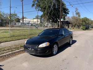 2008 Chevy Impala Clean Title for Sale in Houston, TX