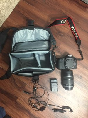 Cannon EOS 60D for Sale in Seattle, WA