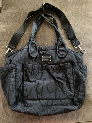 Mark Jacobs quilted nylon diaper bag for Sale in San Ramon, CA