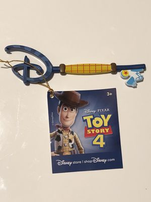 Disney Store - Toy Story 4 Limited Edition Collectible Key for Sale in Las Vegas, NV
