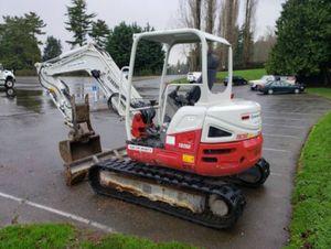 Mini Excavator- 50 Size for Sale in SeaTac, WA