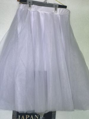 White tutu skirt for Sale in North Lauderdale, FL
