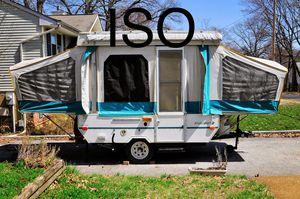 ISO pop up trailer/ camper for Sale in El Cajon, CA