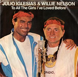 JULIO IGLESIAS & WILLIE NELSON for Sale in Wesley Chapel, FL