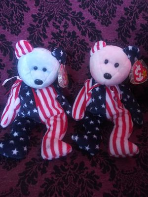 Beanie Babies...Spangle (Blue & Pink Face) for Sale in San Francisco, CA