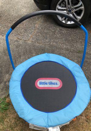Little Tikes trampoline for Sale in Fircrest, WA