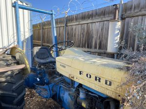 Ford tractor two tractors for the price of one for Sale in Brentwood, CA