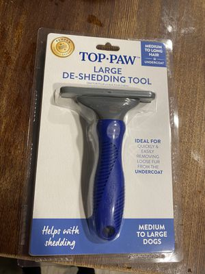 Top paw de shedding tool brand new for Sale in Austin, TX