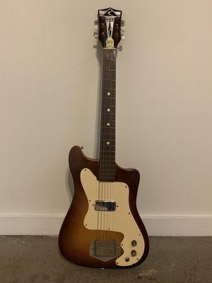 Kay Vanguard K100 electric guitar for Sale in Dallas, TX
