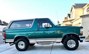 For Sale 1996 Ford bronco Great Shape' fwdWheels for Sale in Long Beach, CA