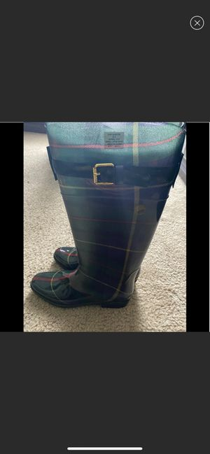 Brand new Ralph Lauren rain boots size 8 for Sale in Lancaster, TX