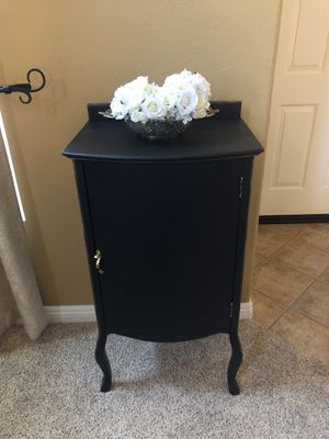 Antique Music Sheet Cabinet for Sale in Moreno Valley, CA