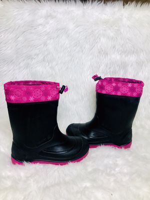 Kids Rain/Snow Boots! for Sale in Spokane, WA