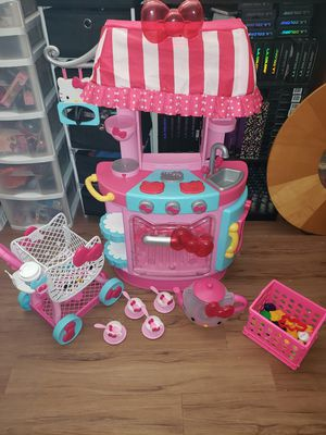Hello kitty set for Sale in Englewood, CO