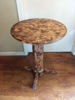 Solid wood Breakfast or patio sitting table for Sale in Nashville, TN