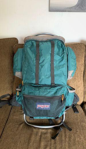 Jansport Aluminum Frame Hiking Backpack for Sale in Euclid, OH