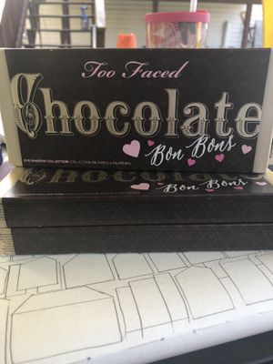 Too Faced Chocolate Bon Bons Palette NiB for Sale in Waltham, MA