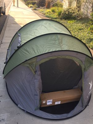 Instant pop up camping tents for Sale in Covina, CA