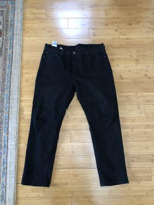 Levi's 541 athletic taper black jeans for Sale in San Jose, CA