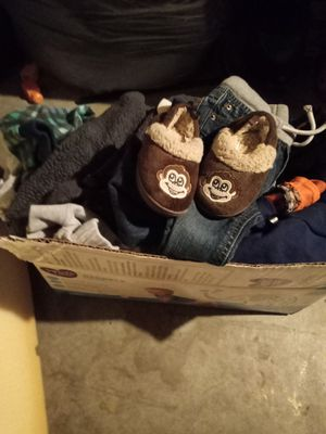 Full box baby boy clothes for Sale in Salt Lake City, UT