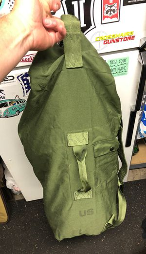6 military type stuff duffle sacks. 5 dollars each for Sale in Torrance, CA