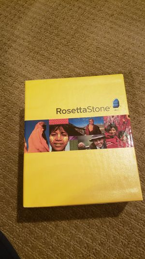 Rosetta Stone German levels 1-4 for Sale in St. Louis, MO
