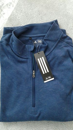 Adidas Adi WoolQZ half zip Large for Sale in San Diego, CA