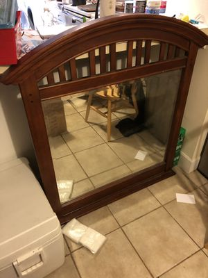 Large 3' x 3' mirror for Sale in Tampa, FL