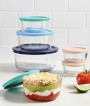 Pyrex 12-Pc. Storage Set ( brand new ) for Sale in Los Angeles, CA