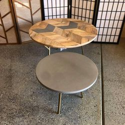 """Brand New Nesting Coffee Tables Set of 2 (32""""x18"""" & 20""""x16"""") 👉🏼 Please Read Description 👀 for Sale in North Las Vegas,  NV"""