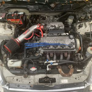 2000 Honda Civic Ex Manual Complete Engine for Sale in Clinton, MD