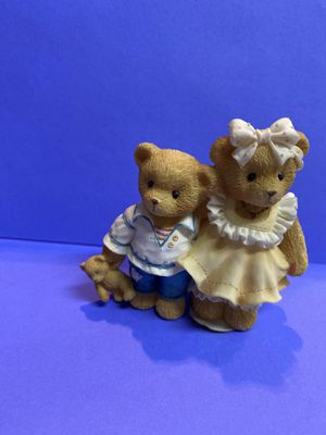 Cherished Teddies Bernard And Bernice 1997 Figurine 29 for Sale in Chula Vista, CA