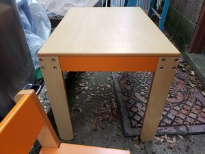 Small kids table with 2 chairs, need gone asap for Sale in Brooklyn, NY