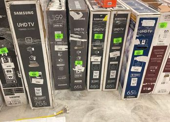 "TELEVISONS 65-75"" LG/SAMSUNG/ONN X for Sale in Buda,  TX"
