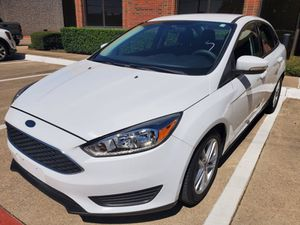 2016 Ford Focus for Sale in Dallas, TX