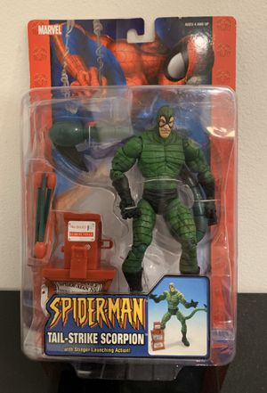 Very Rare - Collectible - Scorpion Action Figure for Sale in The Bronx, NY