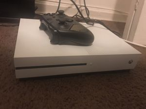 Xbox One S selling for 225 for Sale in Baltimore, MD