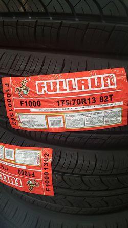 Fullrun 175/70r13 for Sale in Baldwin Park,  CA