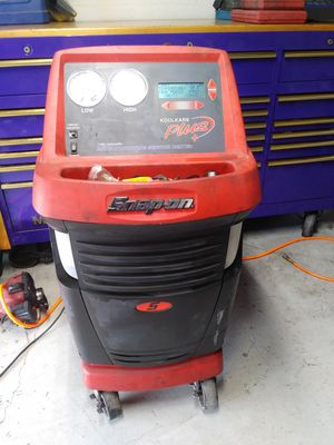 Snap on ac machine for Sale in Port Richey, FL