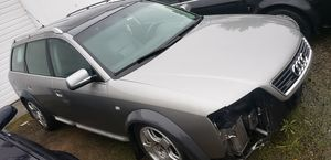 2001 audi allroad parting for Sale in Lacey, WA