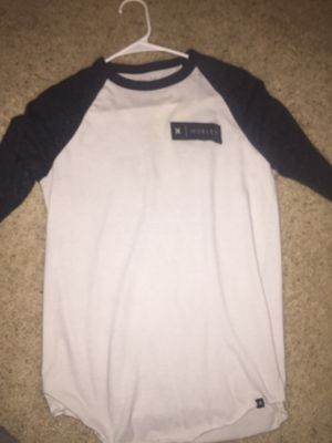 Hurley Baseball Tee for Sale in Frisco, TX